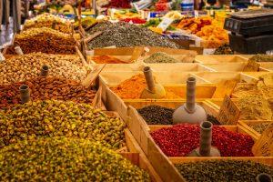Market-stall