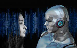 cyborg-and-human