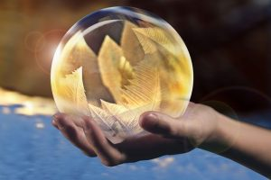 Crystal-ball-to-predict-the-end-of-the-human-race