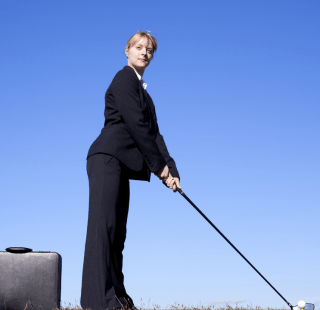 Golf-And-Business