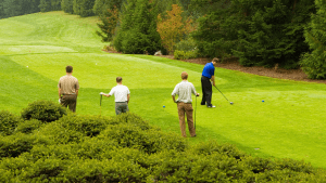 Golf-And-Business-First-Tee